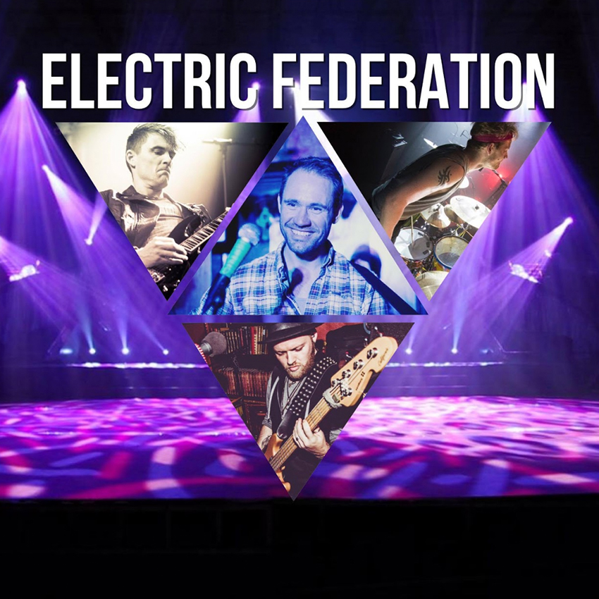Electric Federation brophy bookings